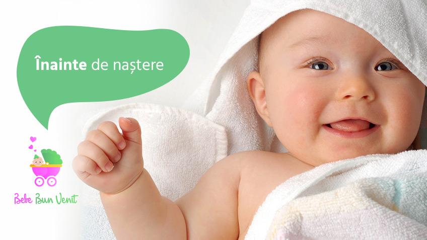 Bebe Bun Venit: Program pentru mamele care urmează să nască