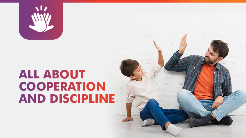 All About Cooperation and Discipline