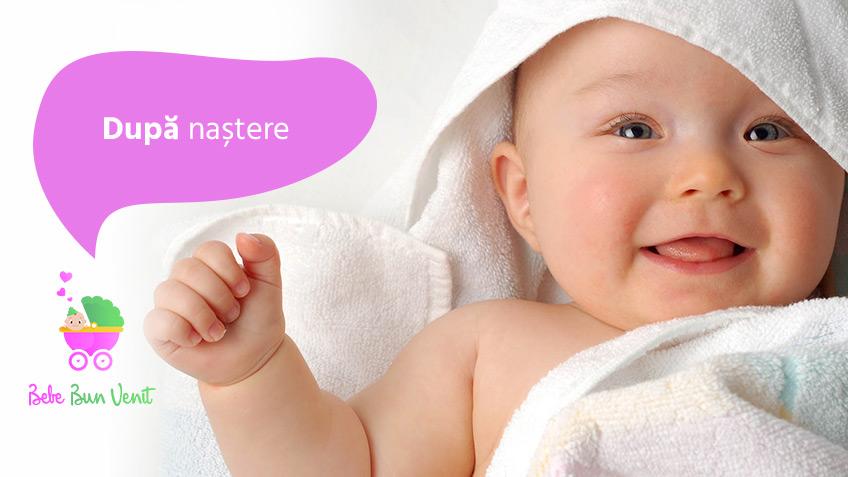 Bebe Bun Venit: Program pentru mamele care au născut de curând